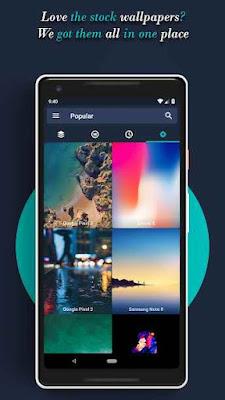 WallP Pro – Stock HD Wallpapers