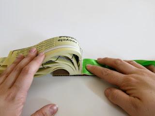 Kitaptan Peçetelik Yapımı