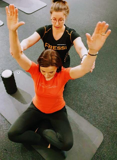 Problems with your back Fressi Heikinkatu Oulu can help you