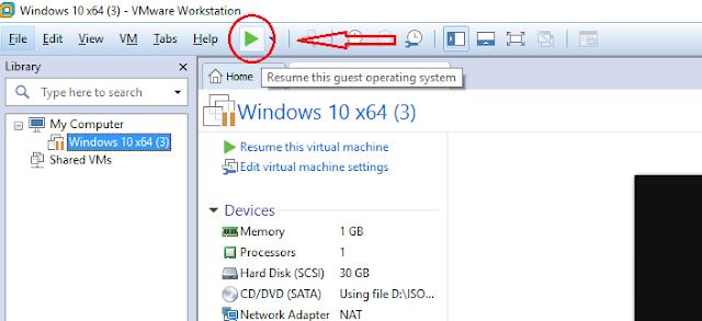 Tạo máy ảo với VMware Workstation - H08