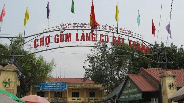 Làng nghề gốm sứ Bát Tràng cái tên không còn xa lạ với nhiều người dân Việt