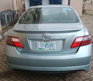 Register a New Car in Nigeria