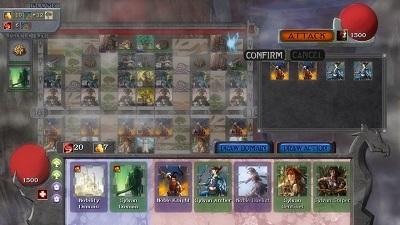 Free to play Grid Legion, Storm