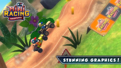 Mini Racing Adventure apk 2