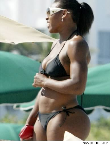 Celebrities Hot Booty Pics: Hot Serena Williams Booty Pics