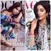 Magazine Debut: Jhanvi Kapoor and Suhana Khan