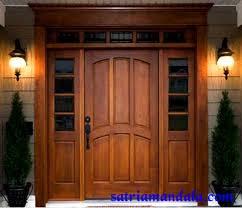 Desain Pintu ( 1 Pintu )