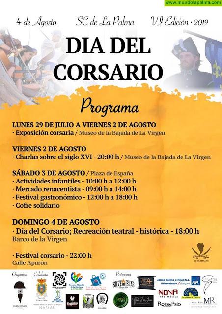 Programa del Día del Corsario 2019