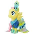 MLP Fashion Styles Fluttershy Brushable Pony