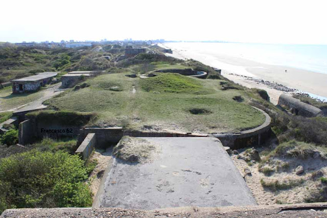 Domaine du fort des dunes