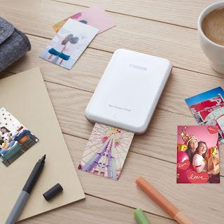 Source: Canon. The Canon Mini Photo Printer.