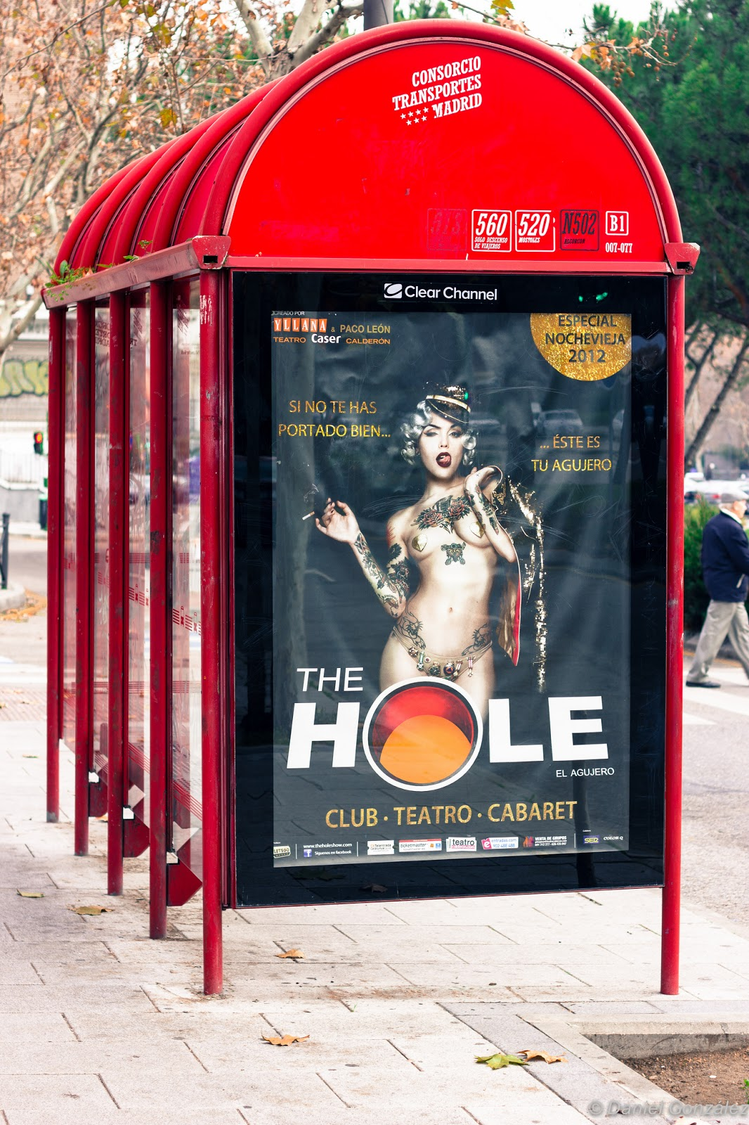 The Hole, Alcorcón 2012