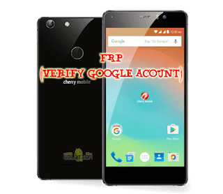 Cherry Mobile Flare X2 frp unlock