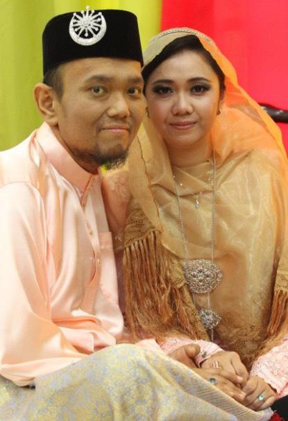 Wanita Tekad Masuk Islam Kahwini Lelaki Hidap Kanser Tahap Empat Kerana Cinta