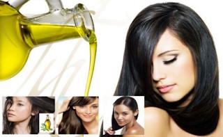 Cara Merawat Rambut Bercabang Menggunakan Minyak Zaitun