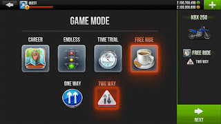 cheat traffic rider tanpa root
