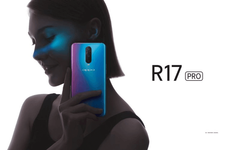 The OPPO R17 Pro will feature a triple camera setup?