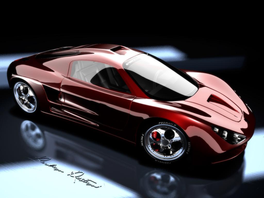 DSNG'S SCI FI MEGAVERSE: CONCEPT CARS
