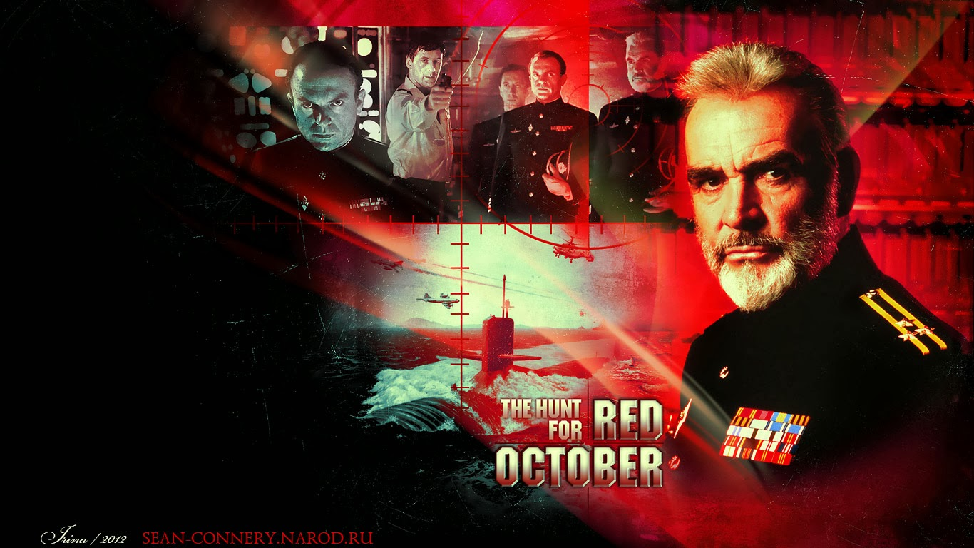 Film Junky Movies The Hunt For Red October 1990 Sean Connery