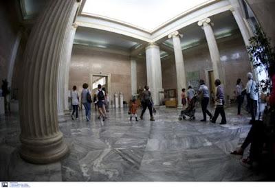 Αύξηση 12,4% των επισκεπτών στα μουσεία τον Ιανουάριο