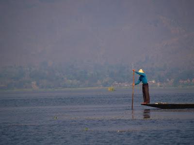 Pescatori del Lago Inle