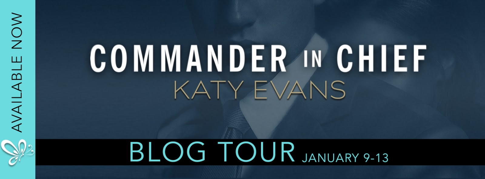 Commander in Chief by Katy Evans Blog Tour Review