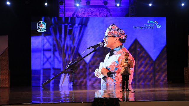 Banyuwangi Batik Festival Bawa Pesan Menjaga Erat Keindonesiaan