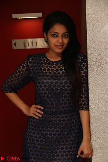 Dazzling Janani Iyer New pics in blue transparent dress spicy Pics 022.jpg