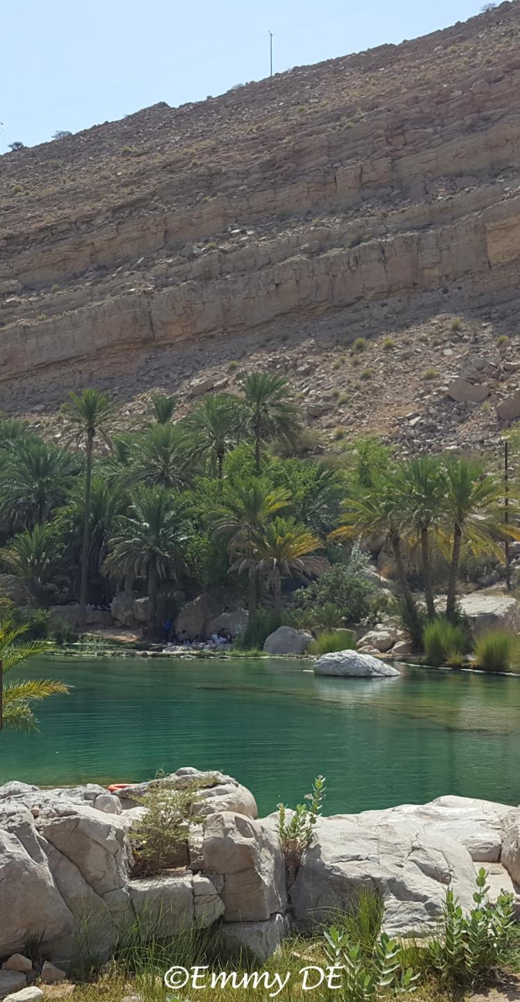 Wadi Bani Khalid ~ Oman by ©Emmy DE