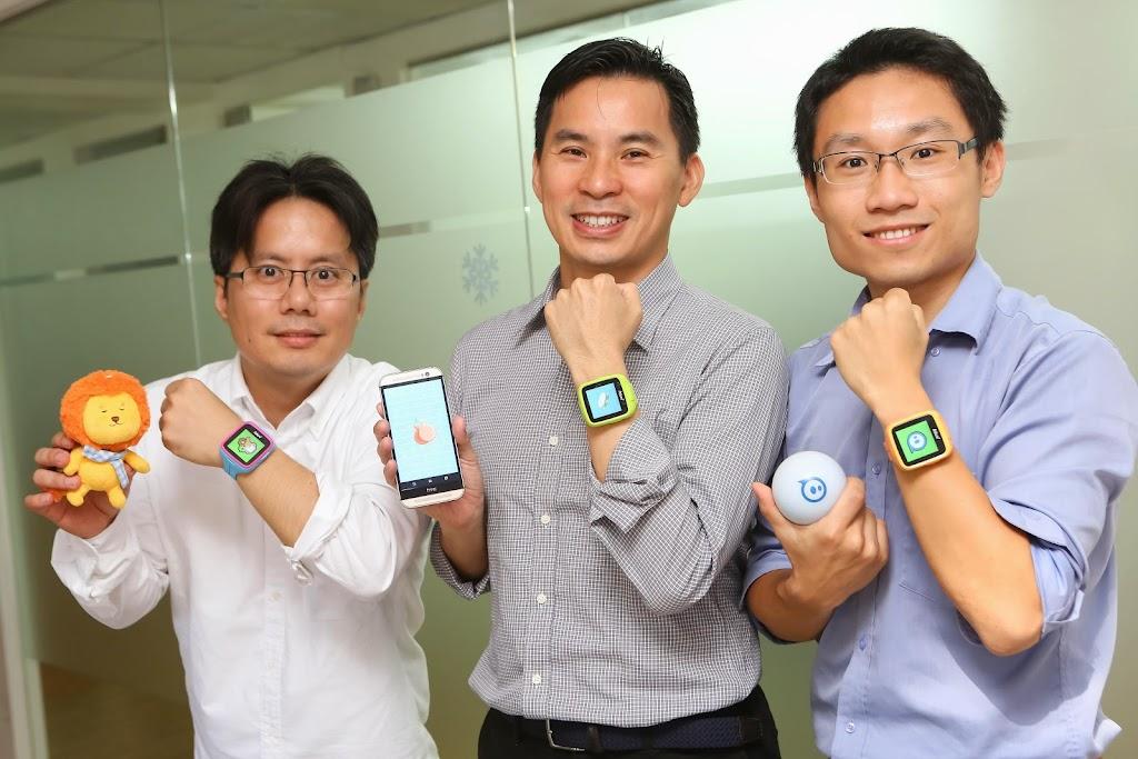 [Meet創業之星] 兒童版Apple Watch:Jumpy不只是安全追蹤