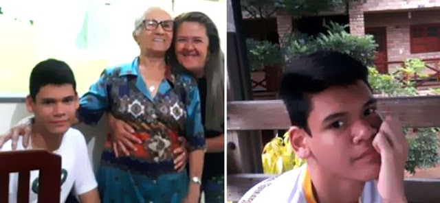 GAROTO DE 16 ANOS MORREU APANHANDO DO PAI, POR TER REVELADO SER HOMOSSEXUAL – CONFIRA..