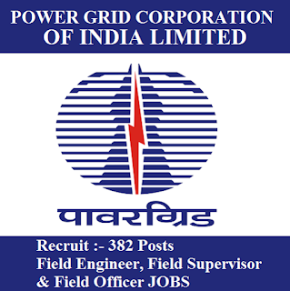 Power Grid Corporation of India Limited, PGCIL, Graduation, Field Supervisor, Field Officer, Field Engineer, freejobalert, Sarkari Naukri, Latest Jobs, pgcil logo