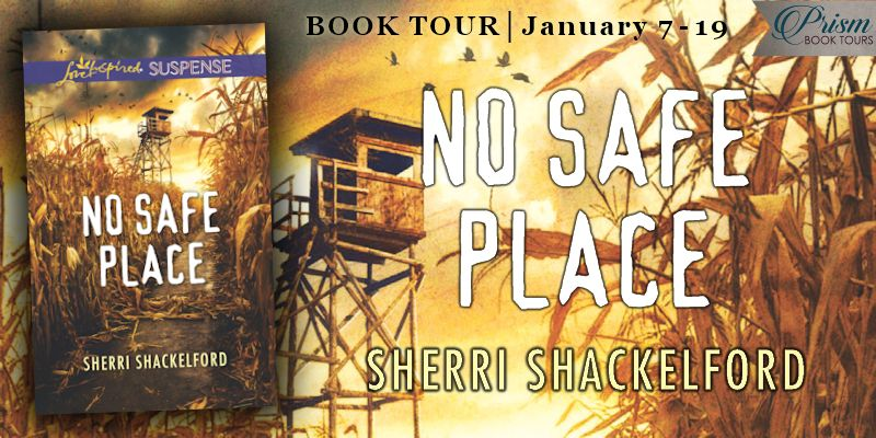 It's the Grand Finale for NO SAFE PLACE by Sherri Shackelford!