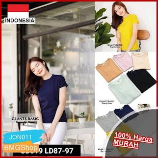 JON11 Kaos Oneck Basic Kaos Oblong Kaos BMGShop