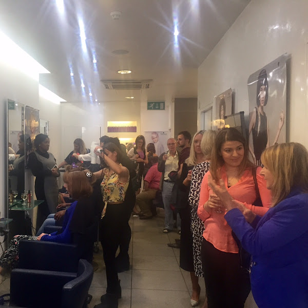 Ed's Hair: Bramhall Salon Opening