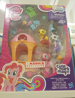Rolling Sweets Cart Set Released as Kohl's Exclusive