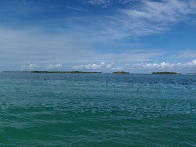 water in the Florida Keys