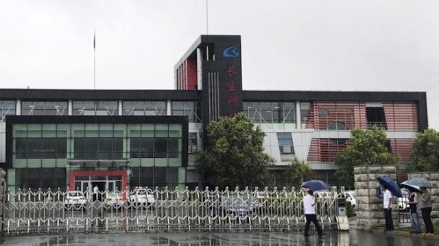 Terungkap, Perusahaan Farmasi Cina Produksi 500 ribu Vaksin 'Gagal'