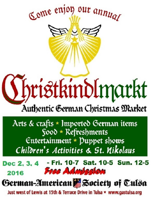 Invitation to the Christkindlmarkt