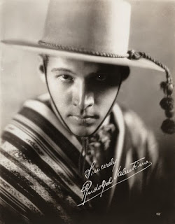 Photo of Rudolph Valentino