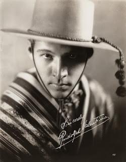 Photo of Rudolph Valentino