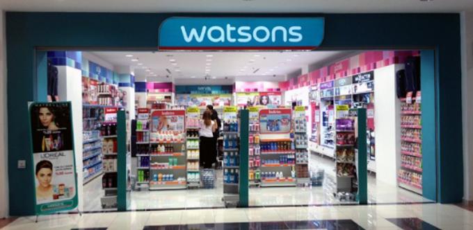 Watsons Atau Guardian?