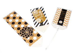 Vinyl Luggage Tag, Book Covers, and Holders