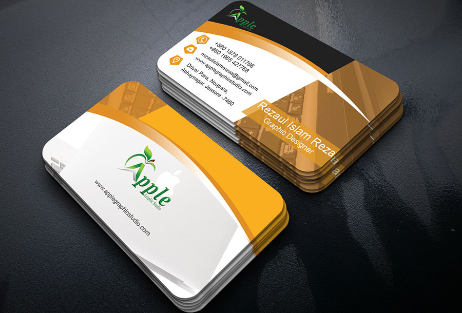 how to design cool business cards in photoshop
