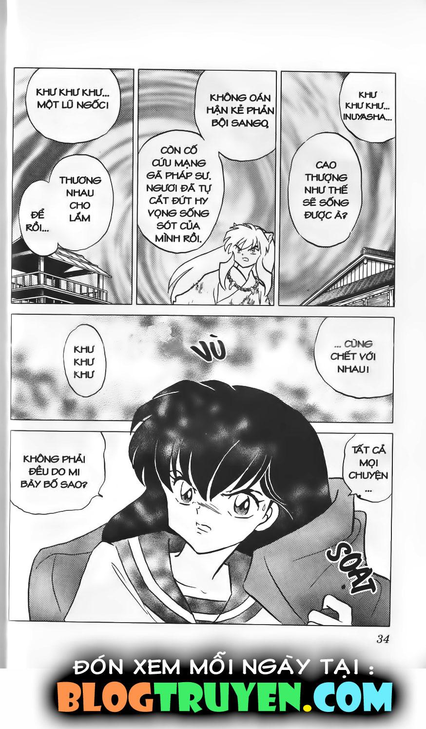Inuyasha vol 12.2 trang 11