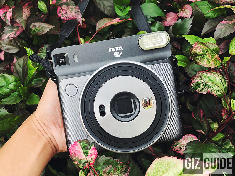 Fujifilm Instax Square SQ6 Review - For the instant-curious