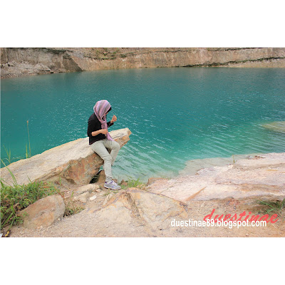 The Blue Lake, Pengaron | Love Your Life