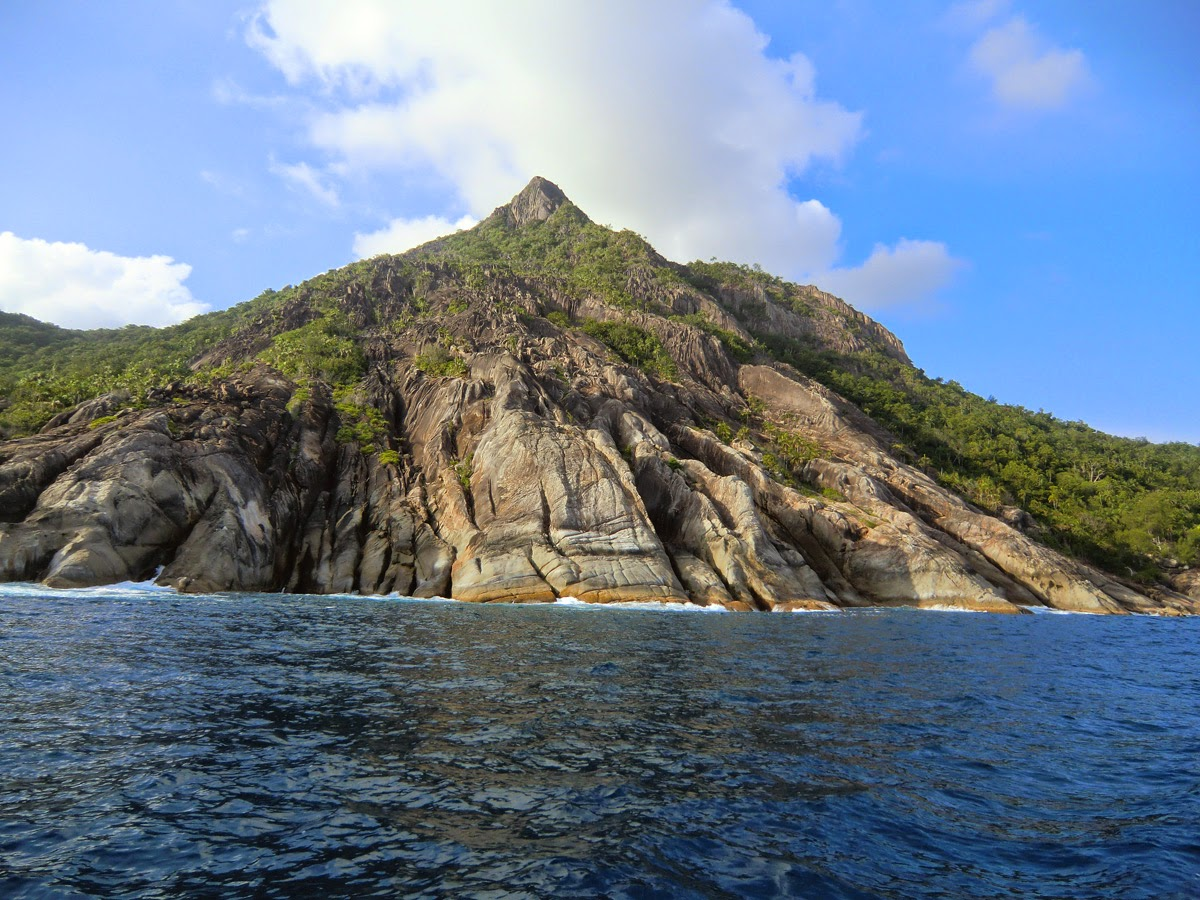 Остров-Силуэт-Сейшелы