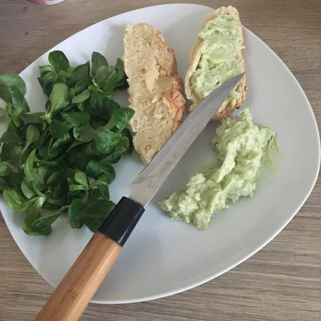 tartines avocat recettes healthy goldandgreen
