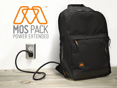 Smart Backpacks, Suitcases and Bags - Mospack (15) 9